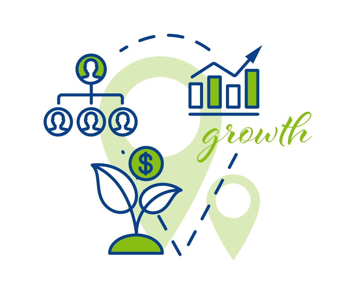 Growth Illustration