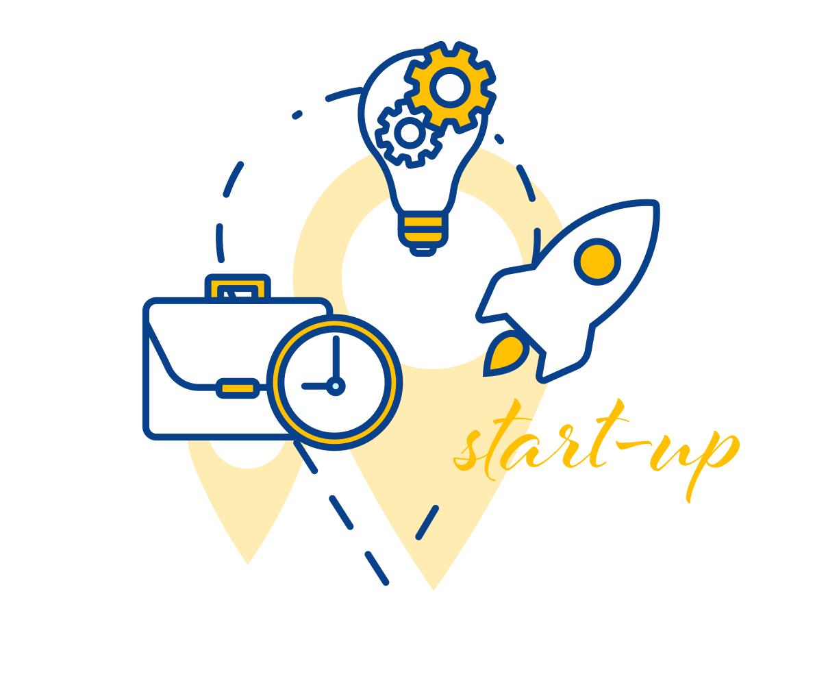 Start-Up Illustration