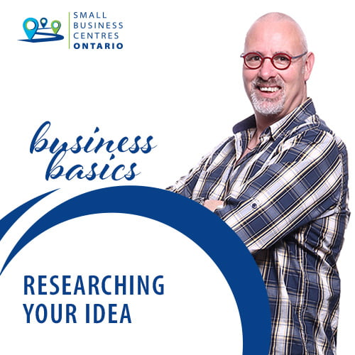 Researching Your Idea